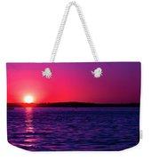 Sunsets Happen Weekender Tote Bag