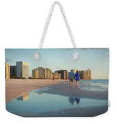 Sunsets On Marco Island Weekender Tote Bag