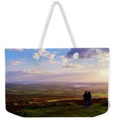 Sunsets Over The Irish Midlands Weekender Tote Bag