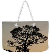 Sunsetting Trees Weekender Tote Bag