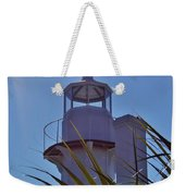 Sunshine At The Lighthouse Weekender Tote Bag