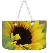 Sunshine Beauty - Sunflower Weekender Tote Bag
