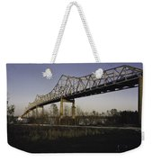 Sunshine Bridge Weekender Tote Bag