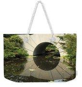 Sunshine Brige Reflection Weekender Tote Bag