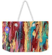 Sunshine Coast Colorful Abstract  Weekender Tote Bag