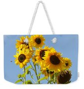 Sunshine Happy Weekender Tote Bag