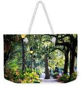 Sunshine On Savannah Sidewalk Weekender Tote Bag