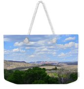 Sunshine On The Mountains - Verde Canyon Weekender Tote Bag