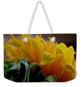 Sunshine Sunflower Petals Two Weekender Tote Bag