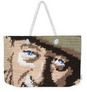 Suntan John Wayne Weekender Tote Bag