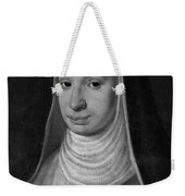 Suor Maria Celeste, Galileos Daughter Weekender Tote Bag