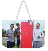 Sup Surfboards Weekender Tote Bag