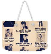 Super Attraction Poster Collection 5 Weekender Tote Bag