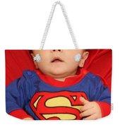 Super Baby Weekender Tote Bag