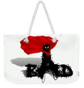 Super  Bad Weekender Tote Bag