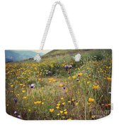 Super Bloom Weekender Tote Bag