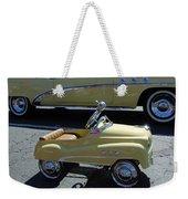 Super Buick Toy Car Weekender Tote Bag