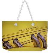 Super Charged Weekender Tote Bag