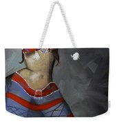 Super Dancing Wonder Woman Weekender Tote Bag
