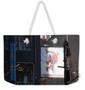Super Heros Weekender Tote Bag