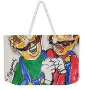 Super Mario Brothers Weekender Tote Bag