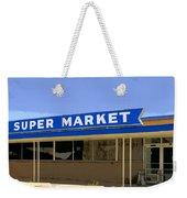 Super Market Weekender Tote Bag