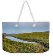 Super Moon Rise Sept. 27, 2015 Weekender Tote Bag