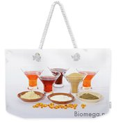 Super Prime Fish Meal Weekender Tote Bag