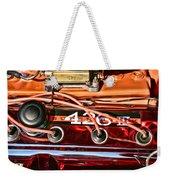Super Stock Ss 426 IIi Hemi Motor Weekender Tote Bag