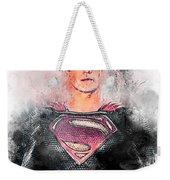 Superhero Weekender Tote Bag