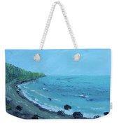 Superior Coast 1 Weekender Tote Bag