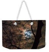 Supermoon W Tree 12-13-16 Weekender Tote Bag
