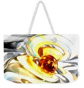 Supernova Abstract Weekender Tote Bag