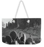 Superstition Mountain 2 Weekender Tote Bag