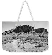 Superstition Mountain Weekender Tote Bag