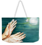 Supplication Weekender Tote Bag