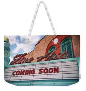Support The Arts Weekender Tote Bag
