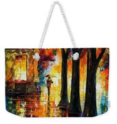 Suppressed Memories Weekender Tote Bag