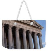 Supreme Court Building Weekender Tote Bag