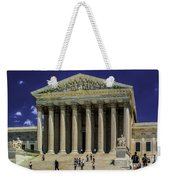 Supreme Court Of The United States Weekender Tote Bag