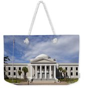 Supreme Courthouse In Tallahassee Florida Weekender Tote Bag