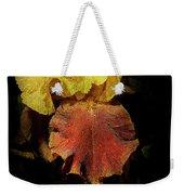 Supreme Sultan Iris  Weekender Tote Bag