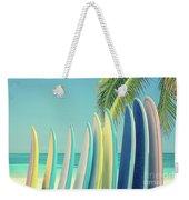 Surfboards Weekender Tote Bag