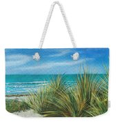 Surf Beach Weekender Tote Bag