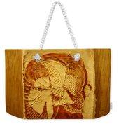 Surf Life - Tile Weekender Tote Bag