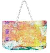 Surface Vector Weekender Tote Bag