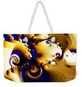 Surfaces In Space Weekender Tote Bag