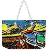 Surfari Time Weekender Tote Bag