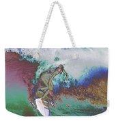 Surfer 3 Weekender Tote Bag
