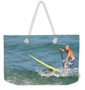 Surfer Dude Weekender Tote Bag